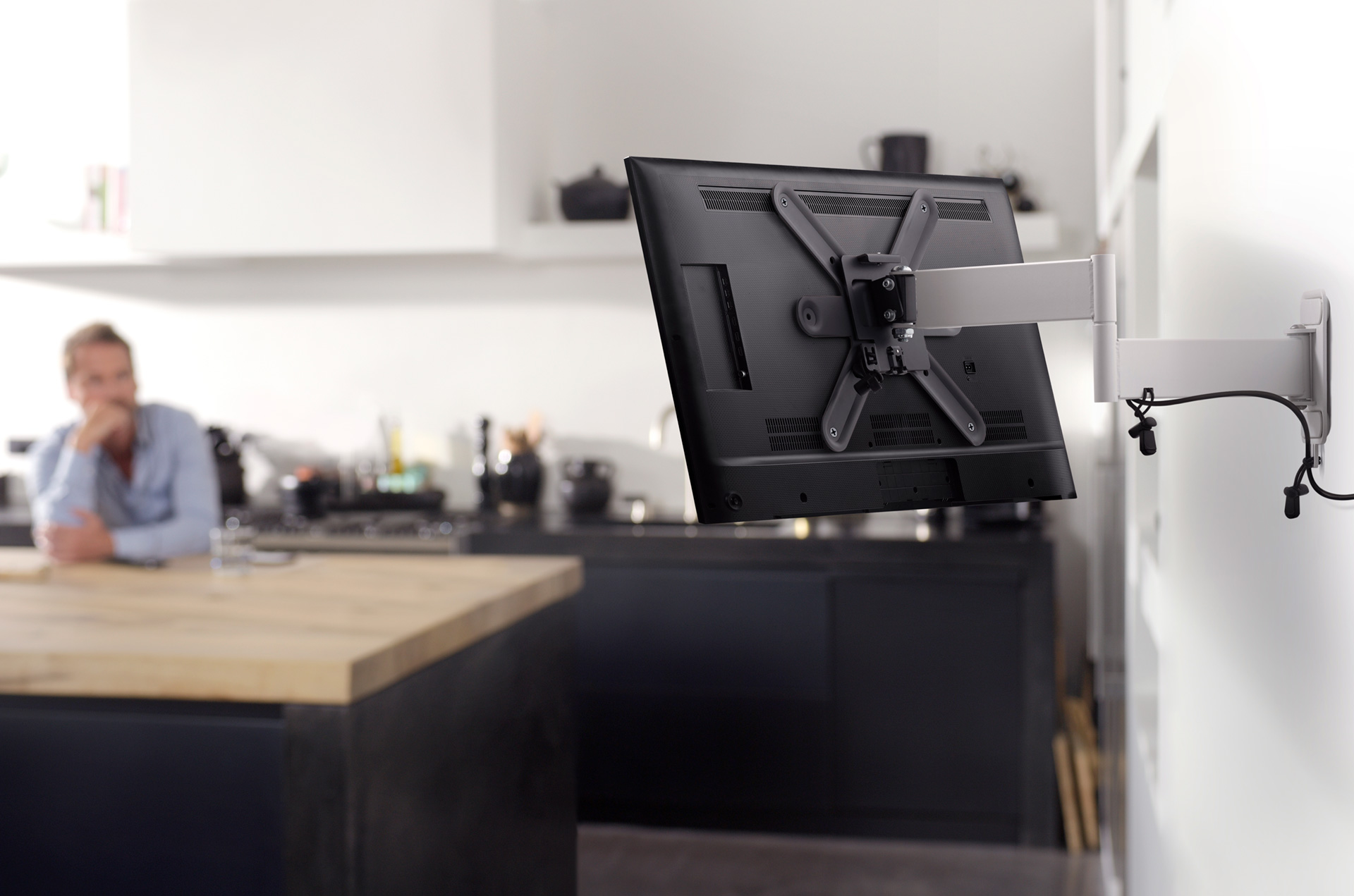 Make the most of your space wall mounts
